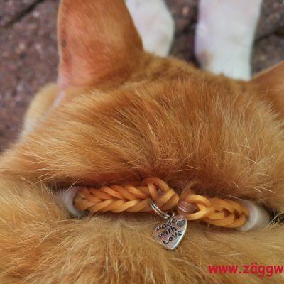 LoomBands Katzenhalsband