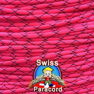 Neon Pink W Schwarz